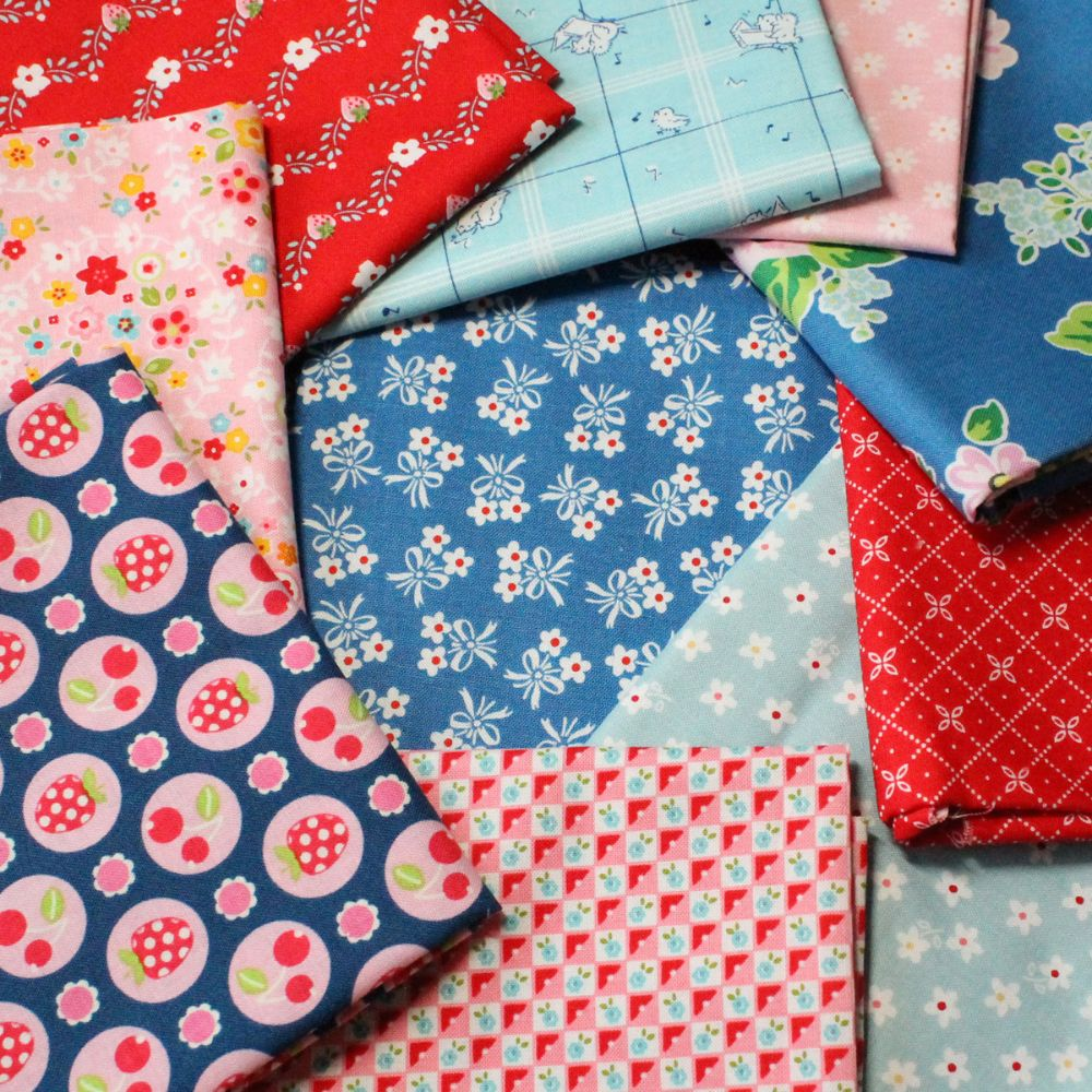 Fabric Bundles ~ Precuts ~ Panels