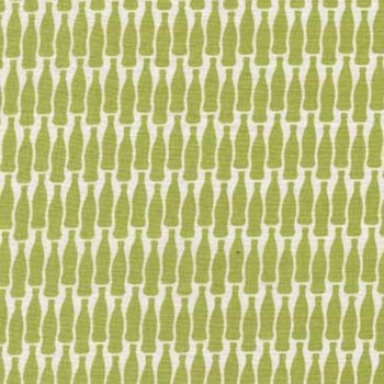Sodalicious ~ Michael Miller Fabrics Lotsa Pop ~ Lime ~ Bolt End 180cm x 110cm approx