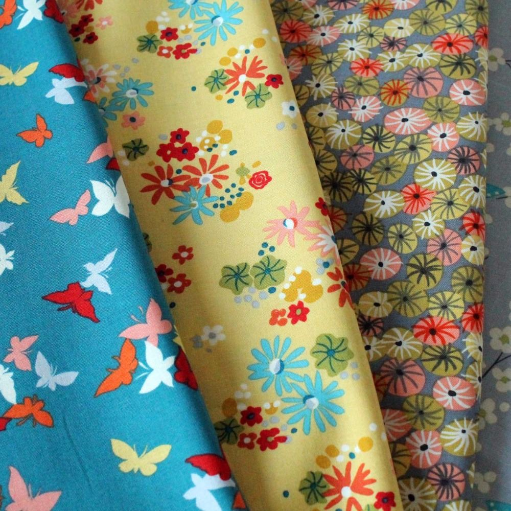 Sea Holly Michael Miller Fabrics