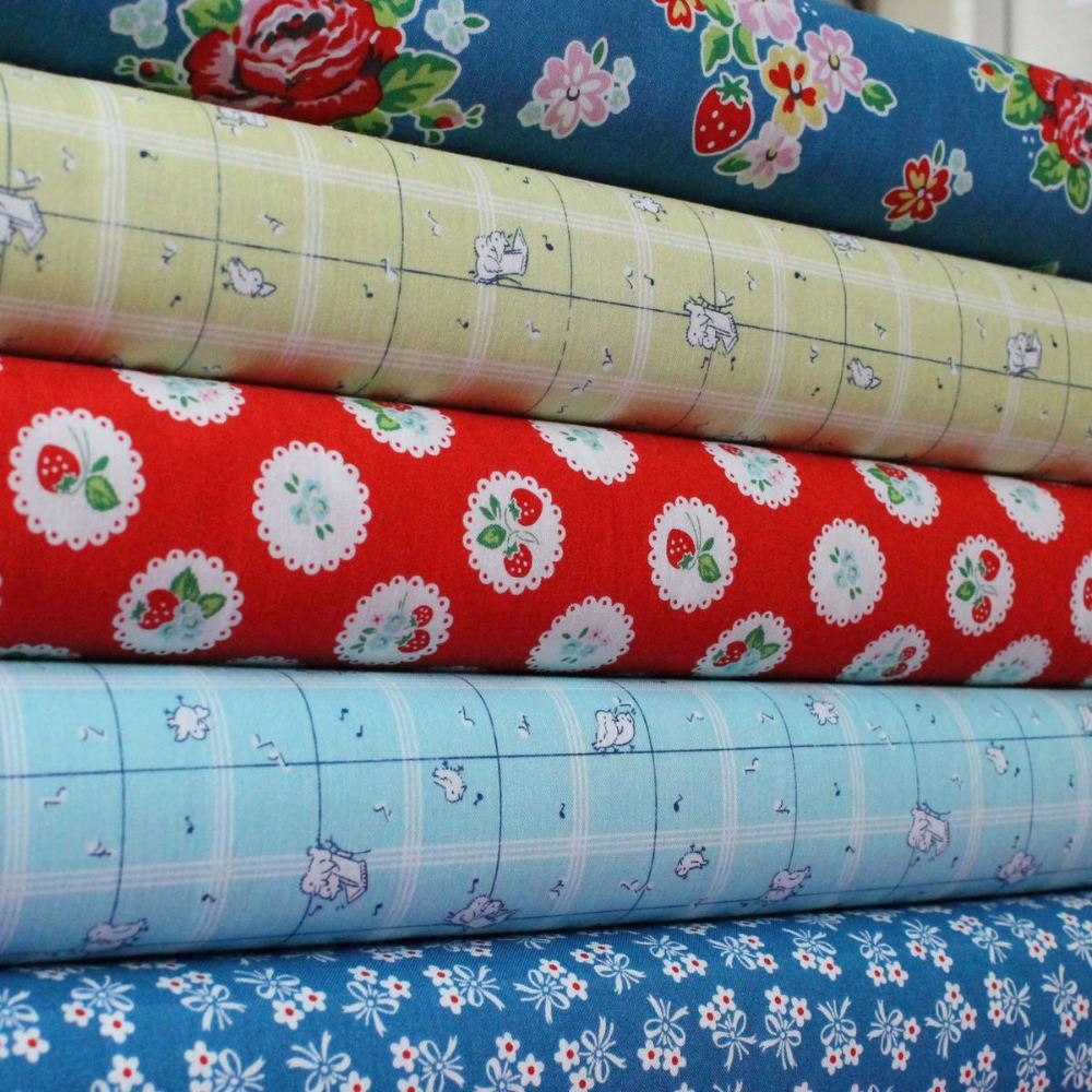 Strawberry Biscuit ~ Penny Rose Fabrics