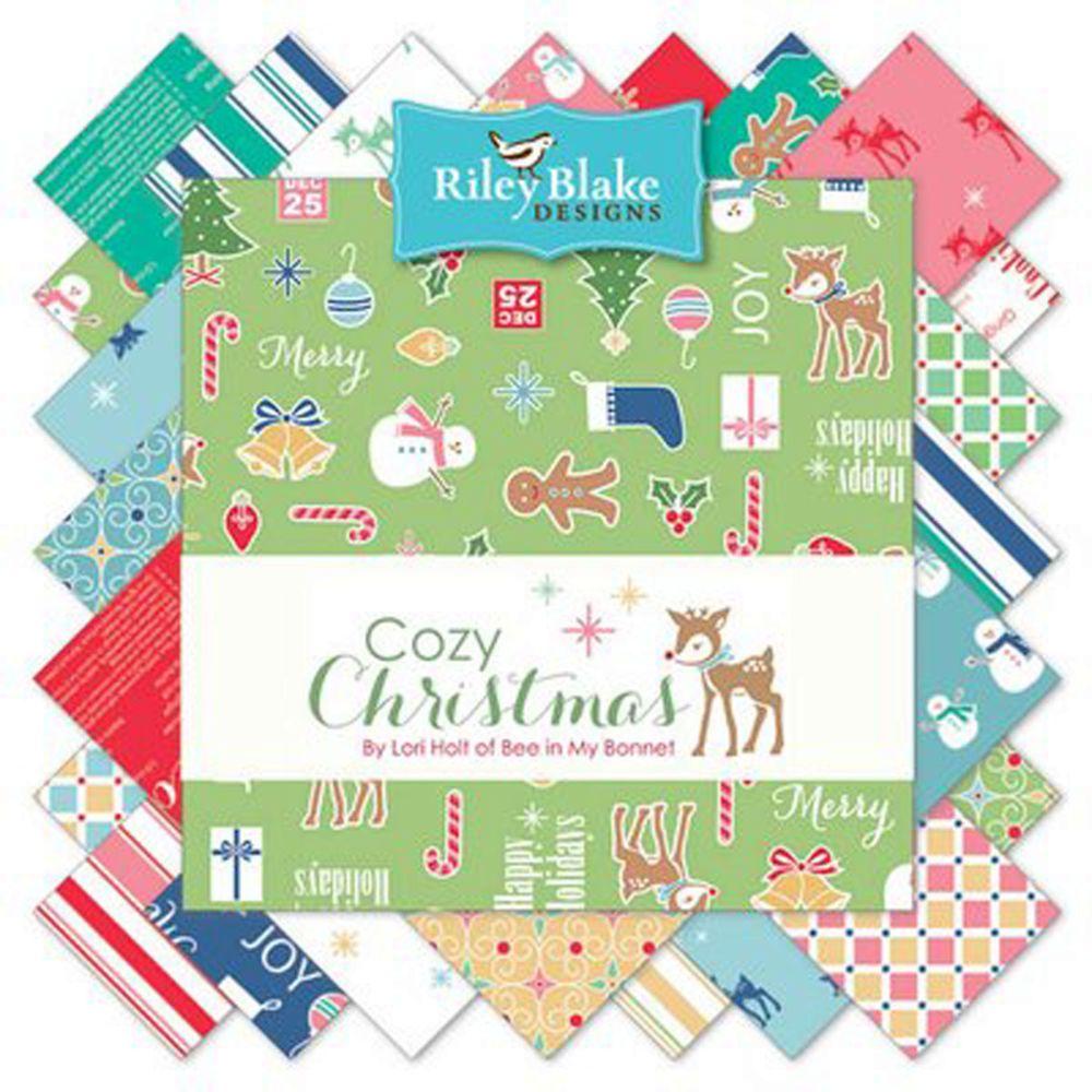 Cozy Christmas Riley Blake Designs