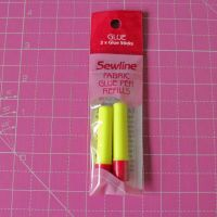Sewline Fabric Glue Pen Refill Yellow