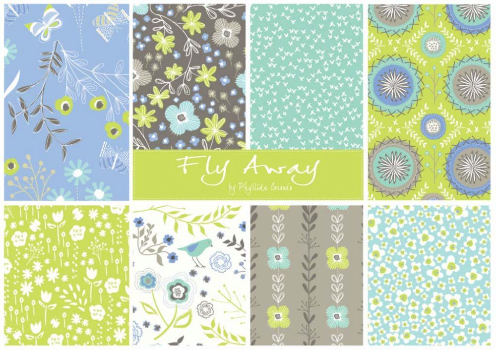 Fly Away Dashwood Studio