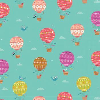 Sweet Escape Hot Air Balloon Dashwood Studio