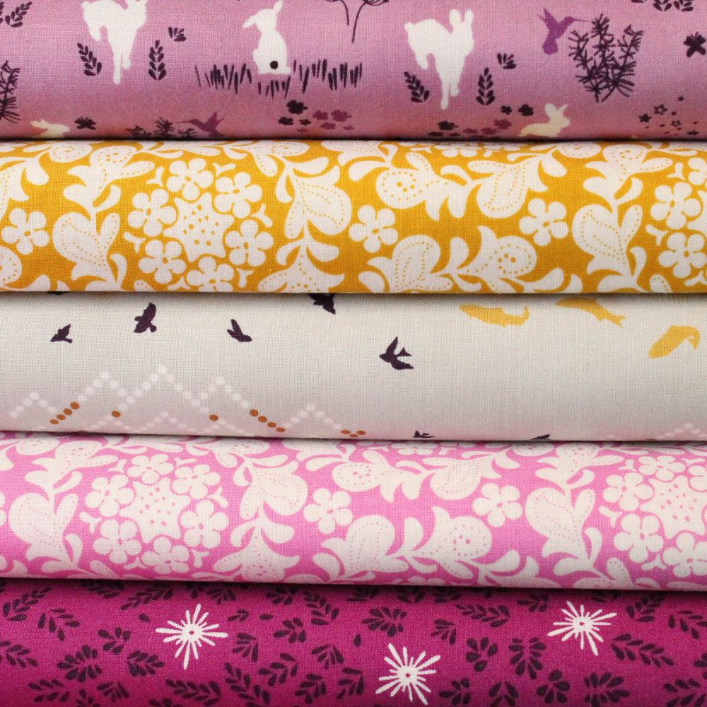 House of Hoppington Michael Miller Fabrics