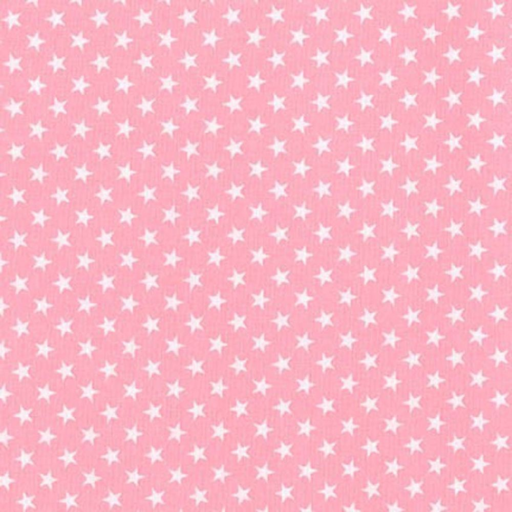 Sevenberry Small Star Pink with White Stars