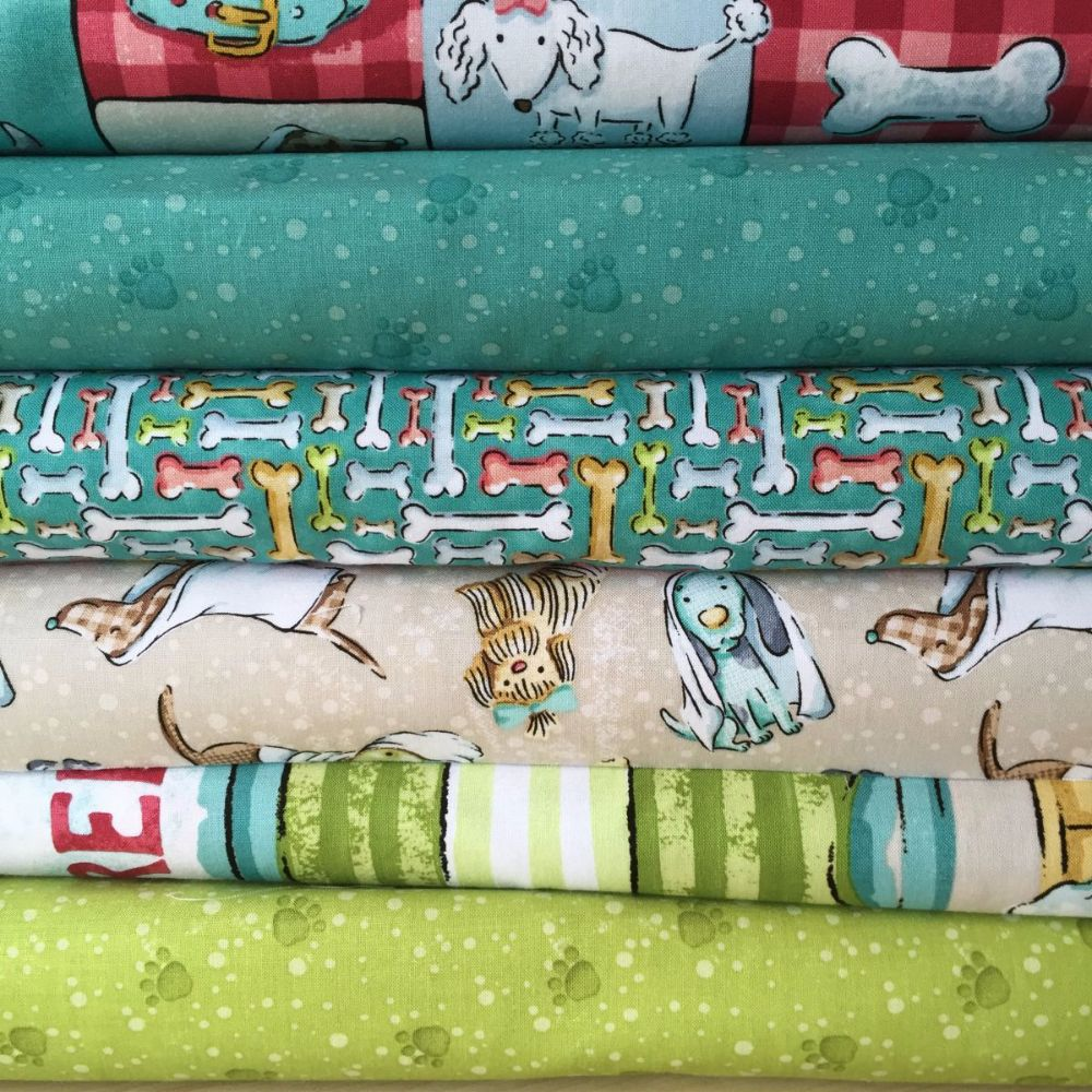 Pampered Pooch ~ SPX Fabrics