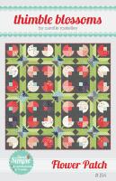 Flower Patch Quilt Pattern Thimble Blossoms
