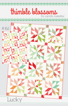 Lucky Quilt Pattern Thimble Blossoms