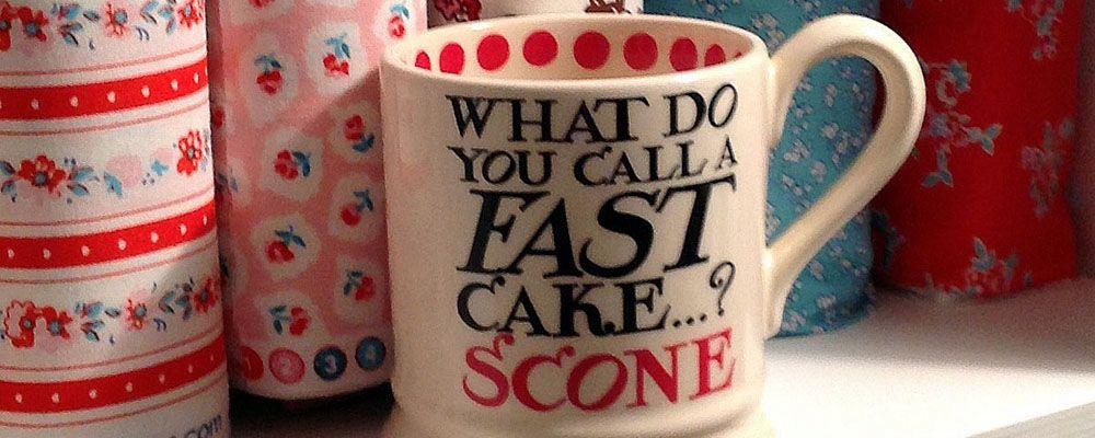 New banner mug