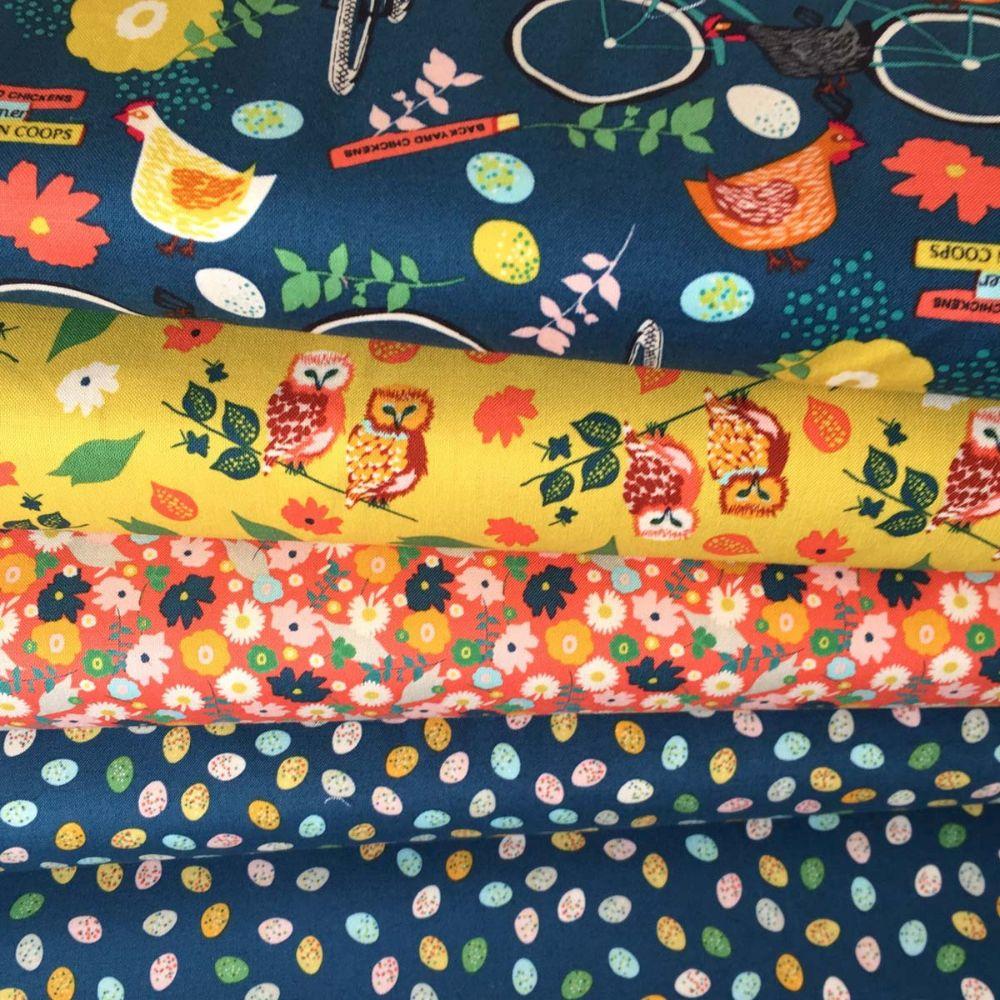 Garden Roost Blend Fabrics