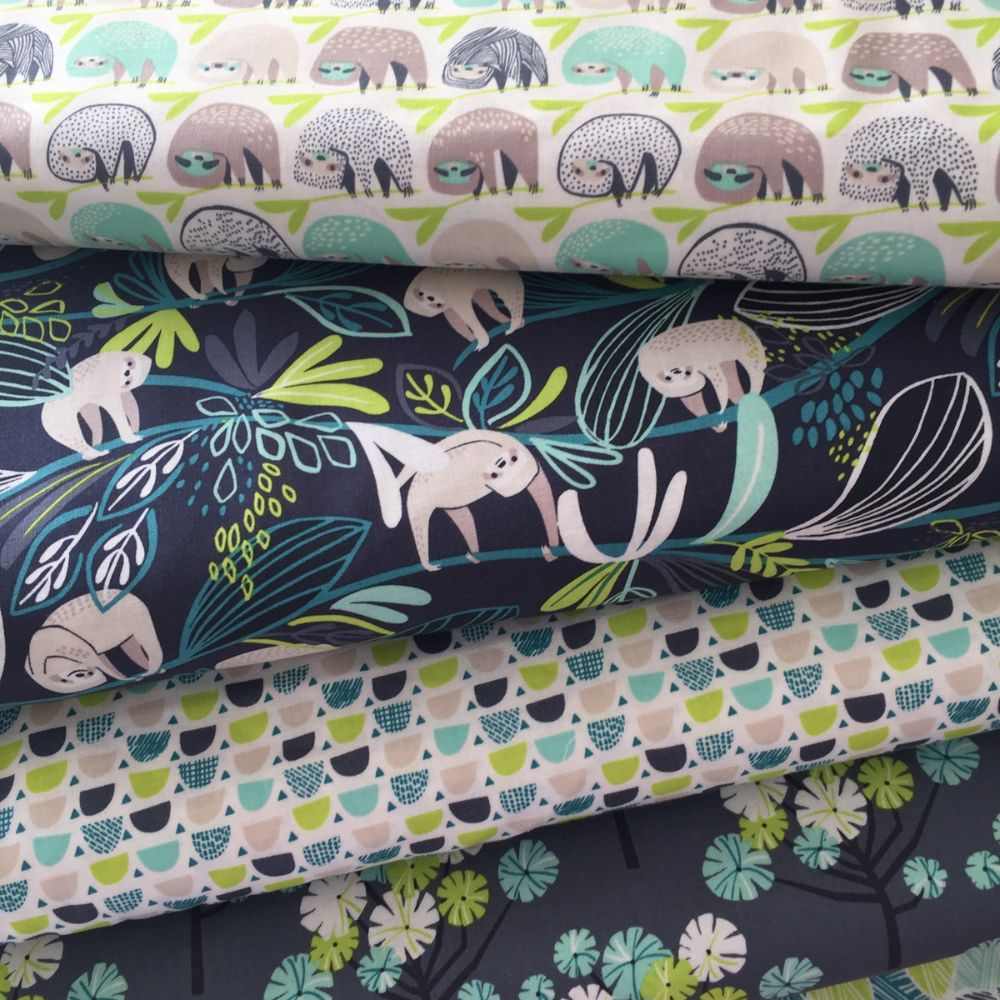 Rainforest Slumber Blend Fabrics