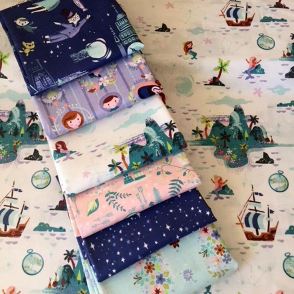 Neverland by Riley Blake Designs