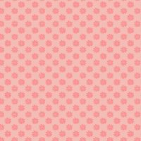 The English Garden by Liberty Floral Dot Y Pink
