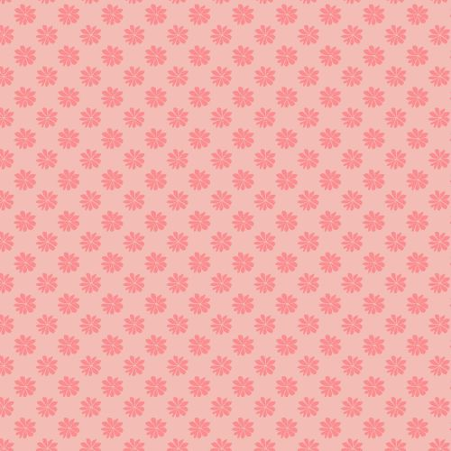 The English Garden by Liberty Y Floral Dot Pink
