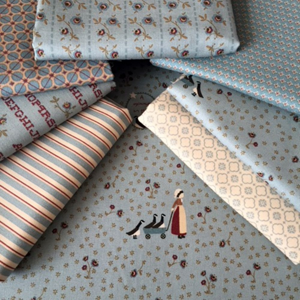 Pauline by L'atelier Perdu for Windham Fabrics