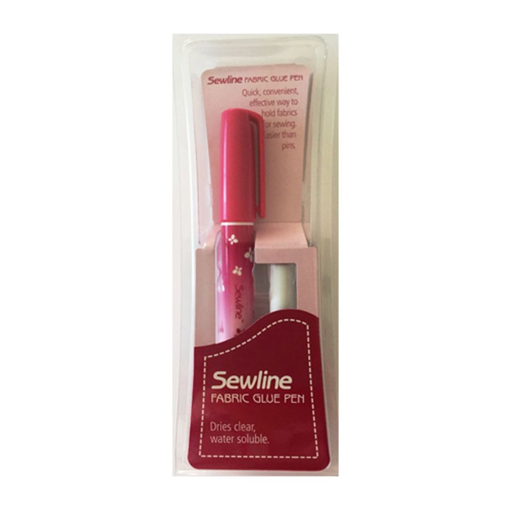 Sewline Fabric Glue Pen with refill