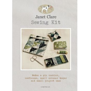 Sewing Kit Pattern ~ Janet Clare