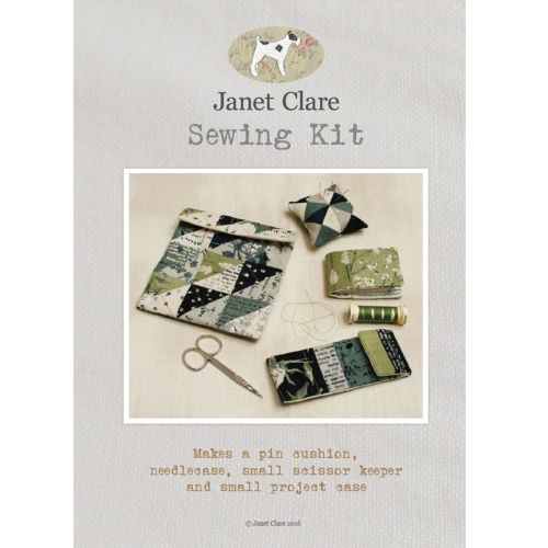 Janet Clare Sewing Kit Pattern