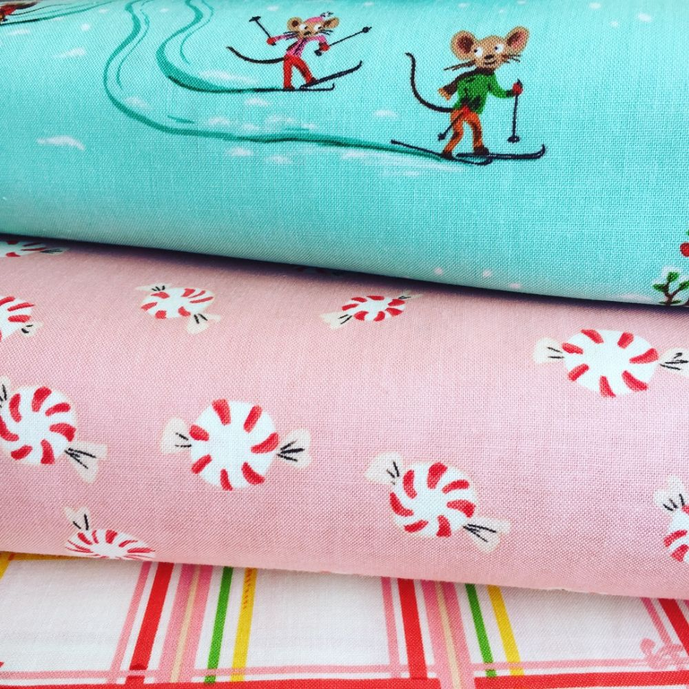 Sugarplum by Heather Ross for Windham Fabrics