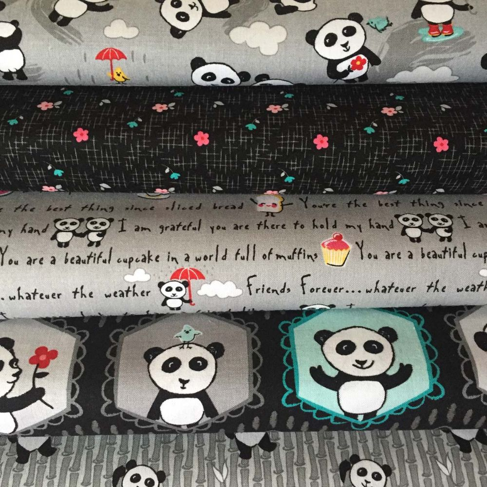 Panda Love by Riley Blake Designs