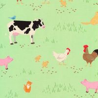 What Do The Animals Say ~ Robert Kaufman ~Farmyard