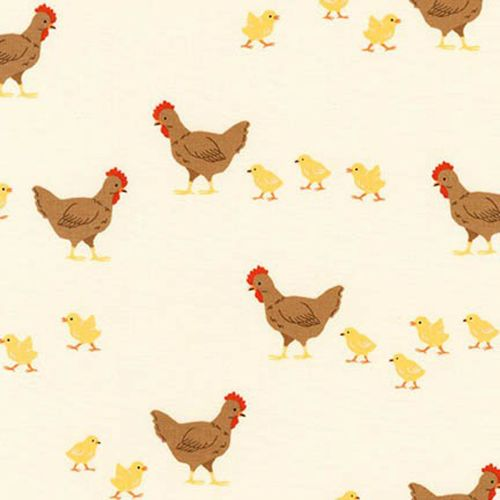 What Do The Animals SAY ~ Robert Kaufman ~ Chickens
