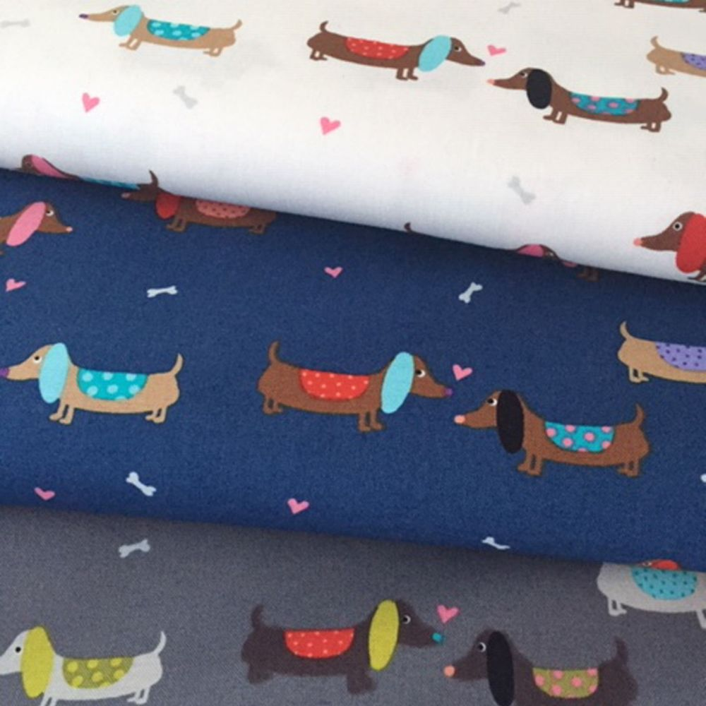 Puppy Love ~ Michael Miller Fabrics