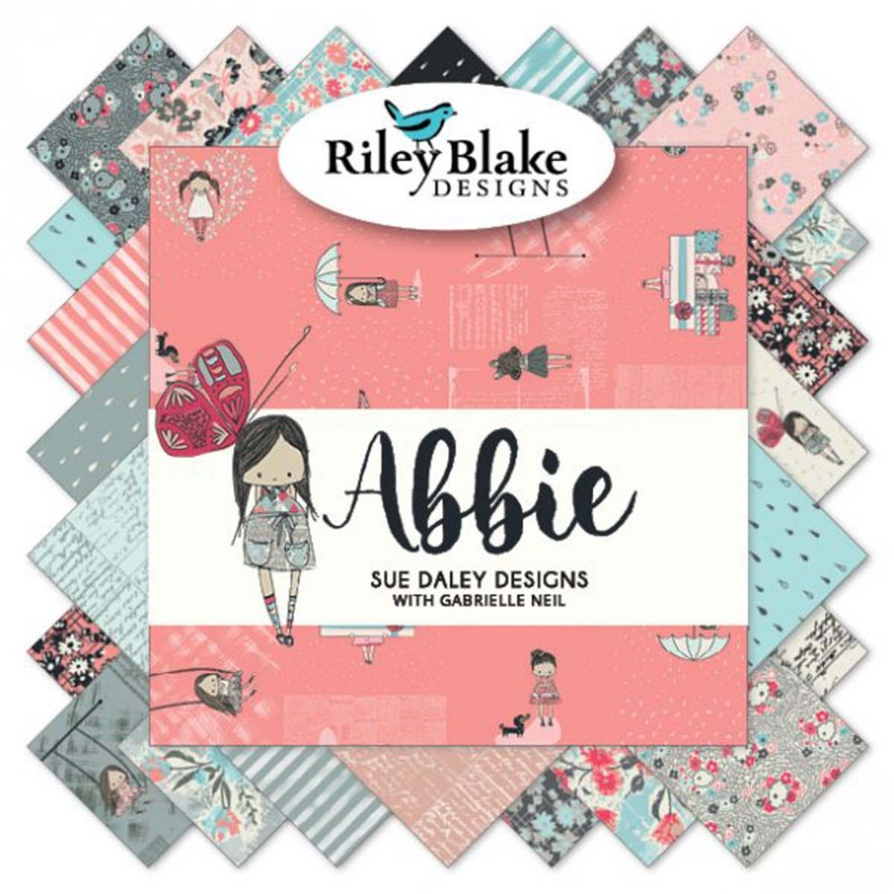 Abbie  and Abbie's Garden ~ Riley Blake Designs
