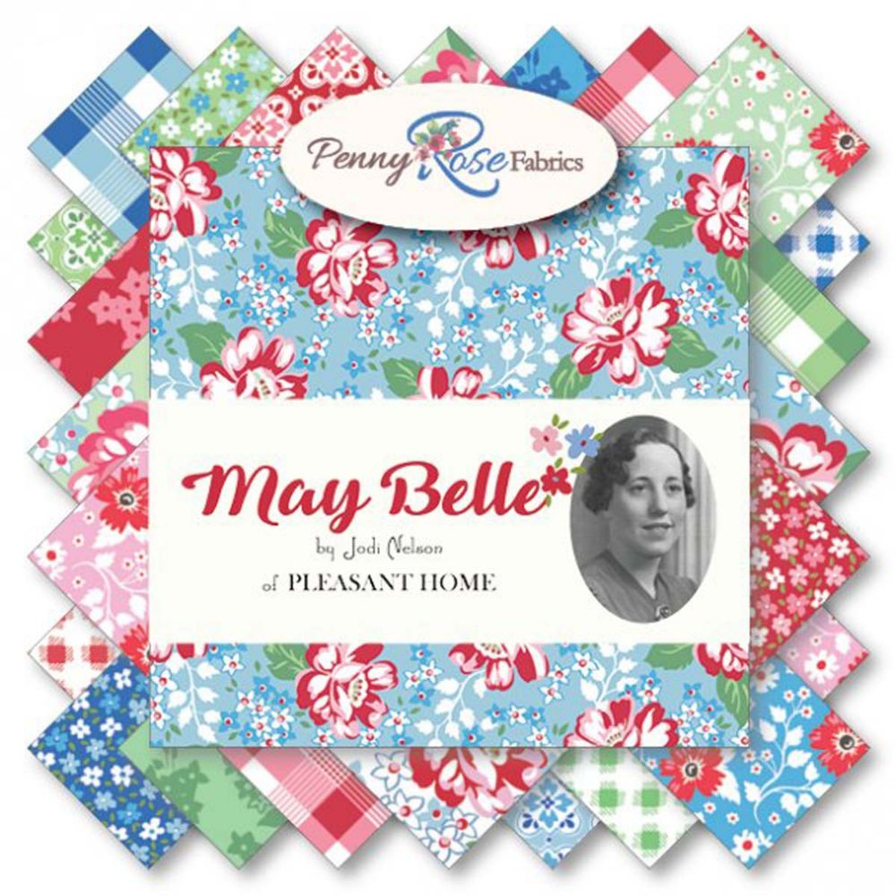May Belle ~  Penny Rose Fabrics
