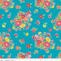 The Handpicked Collection ~ Riley Blake Designs ~ Main ~ Teal