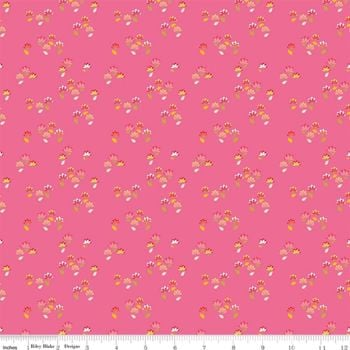 The Handpicked Collection ~ Riley Blake Designs ~ Geranium ~ Pink