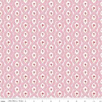 The Handpicked Collection ~ Riley Blake Designs ~ Trellis ~ Pink