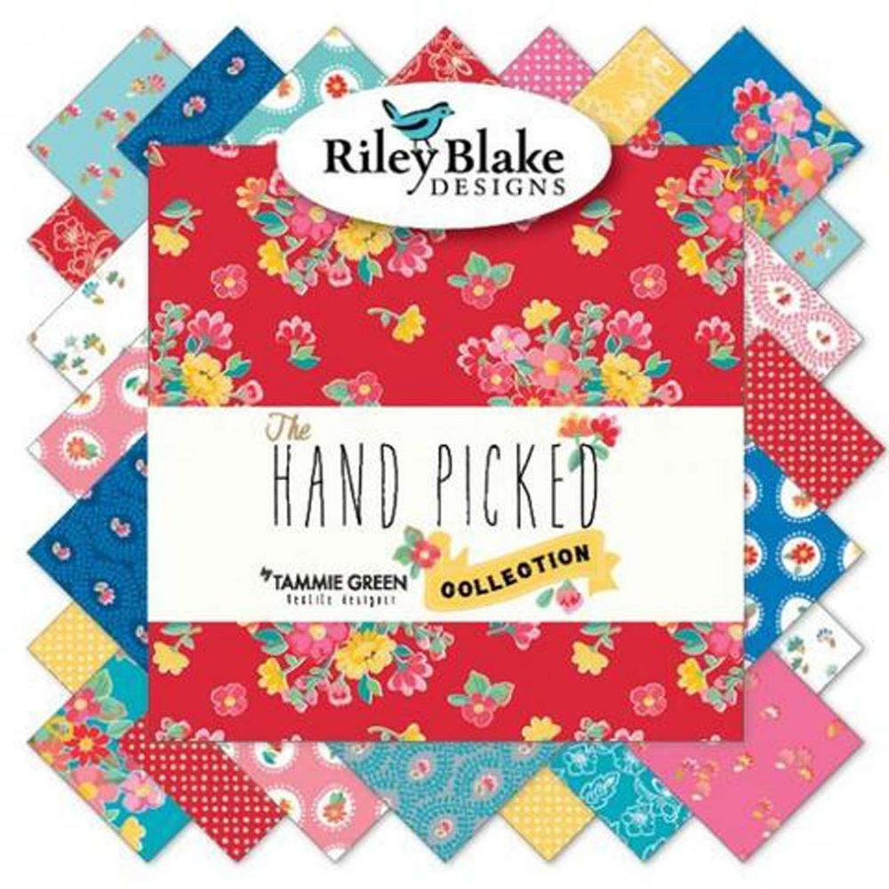 The Hand Picked Collection ~ Riley Blake Designs