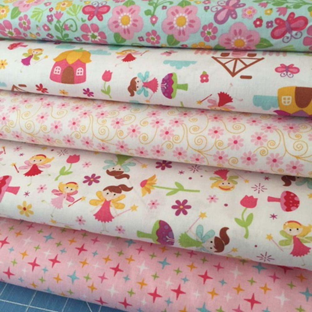 Fairy Garden ~ Riley Blake Designs