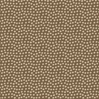 Down By The Veggie Patch ~ Anni Downs ~ Henry Glass Fabrics ~ Spots ~ Brown