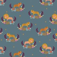 Meadow Safari ~ Dashwood Studio ~ Lions and Tigers