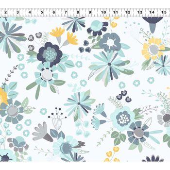 Secret Garden ~ Clothworks  ~ Garden