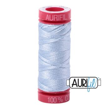Aurifil 12w Cotton ~ 50m ~ 2710 ~ Light Robins Egg