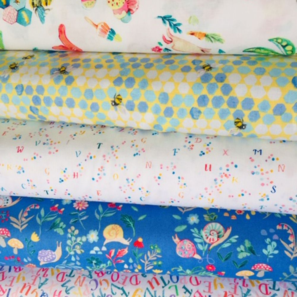 My Imagination ~ Windham Fabrics