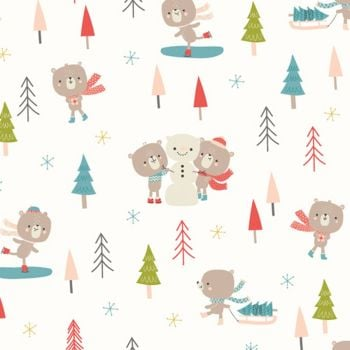 Christmas Party ~ Dashwood Studio ~ Snowbears