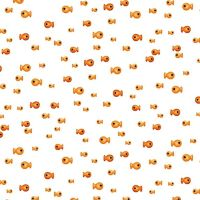 Feline Fish ~ Michael Miller ~ Fresh Fish