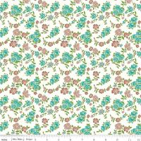 Granny Chic ~ Lori Holt ~ Riley Blake Designs ~ Sheets ~ Teal