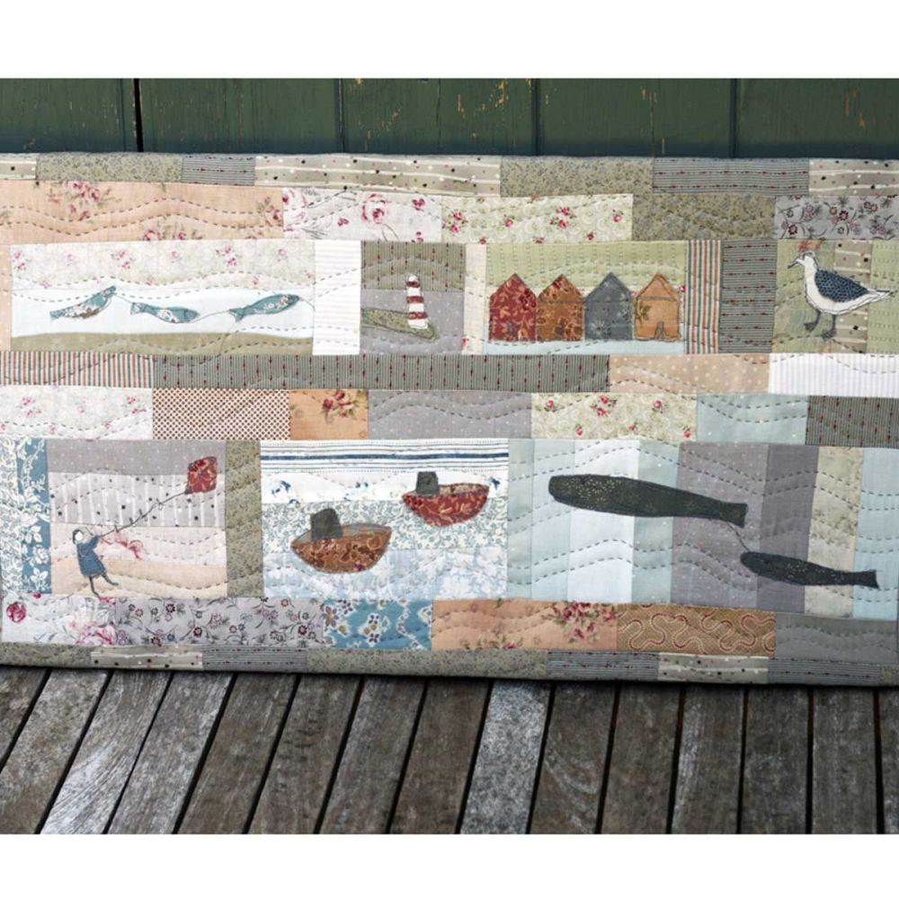 Down Beside the Seaside Quilt Pattern