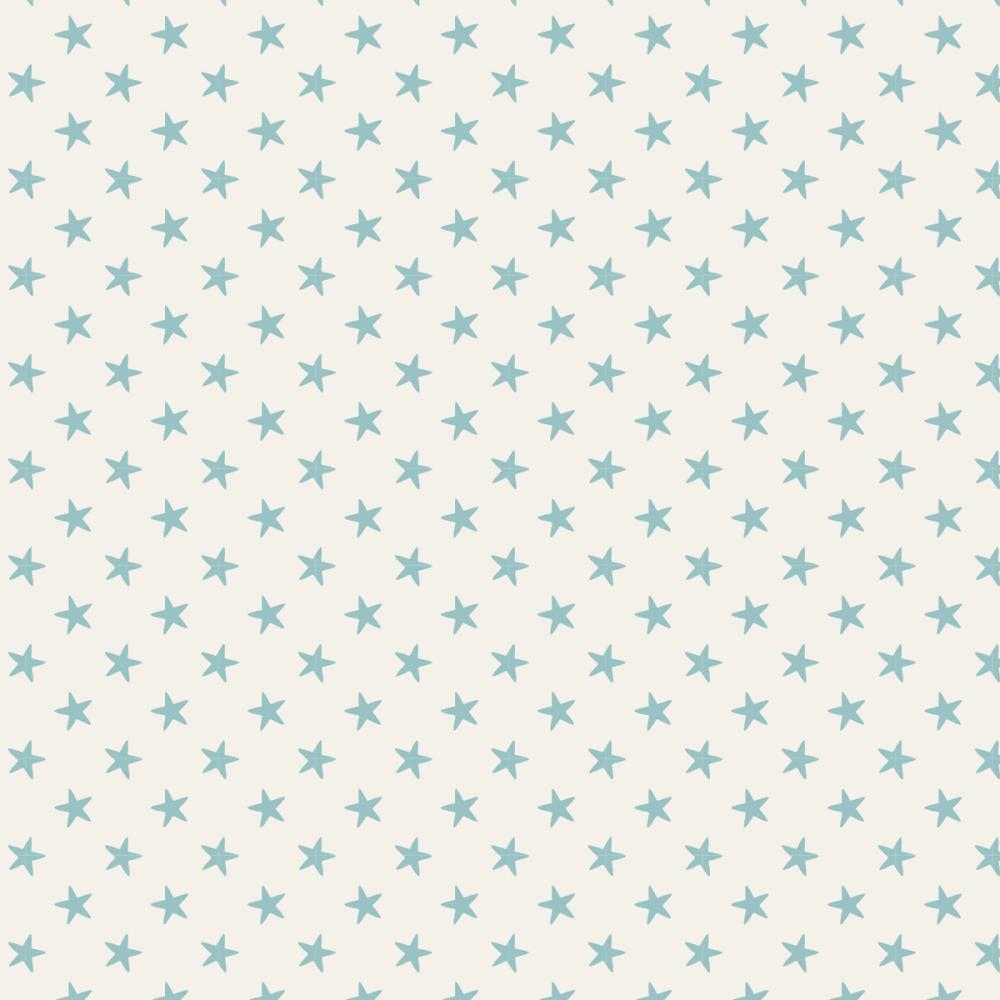 Classic Basics ~ Tilda ~ Tiny Star ~ Light Blue