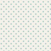 Tilda ~ Classic Basics ~ Tiny Star ~ Light Blue