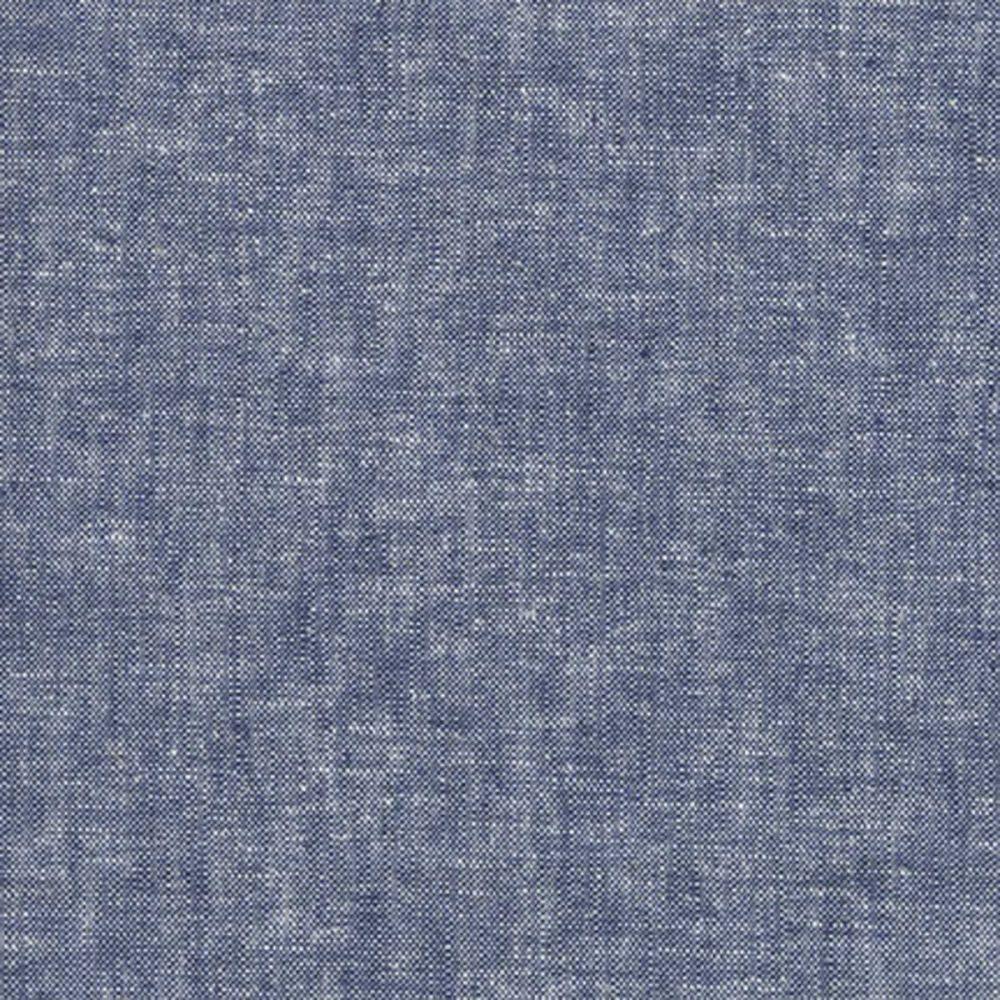 Essex Yarn Dyed  Linen 55% Cotton 45% ~ Robert Kaufman ~ Denim