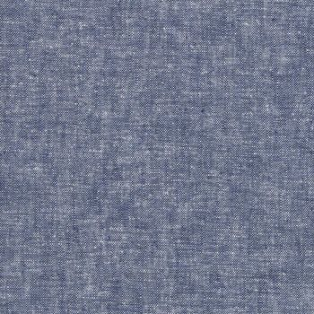 Essex Yarn Dyed  Linen 55% Cotton 45% ~ Robert Kaufman ~ Denim