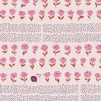 Mayfair ~ Amy Sinibaldi ~ Art Gallery Fabrics ~ Hyde Park ~ Blush