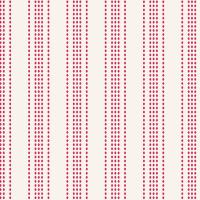 Tilda ~ Tea Towel Basics ~ Apple Cake Stripes ~ Red